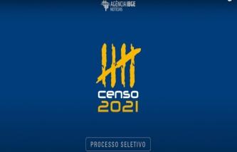 Processo Seletivo Censo 2021